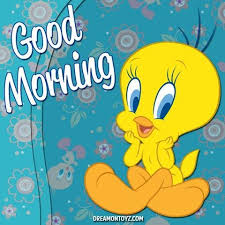 tweety bird good morning image pictures photos images