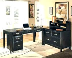 U Shaped Office Desk With Hutch L Shaped Office Desk With Hutch For