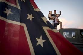 What Is The Flag Of Alabama How The Fight Over Confederate Monuments Is Influencing Southern