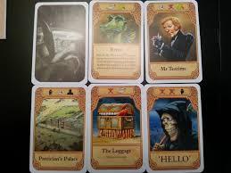 Discworld Map Discworld Ankh Morpork A Board Game A Day