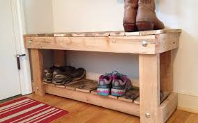 Ikea Entryway Storage Bench Exquisite Entryway Bench And Shelf Plans Beguiling