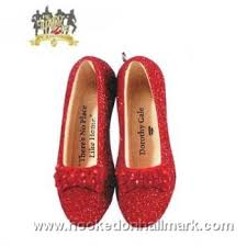 2009 dorothy s ruby slippers wizard of oz limited edition hallmark