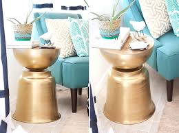 west elm martini table diy projects diy creation inspired by martini side table from west