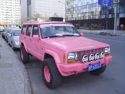 amber rose pink jeep 103 best pink cars trucks planes etc images on pinterest