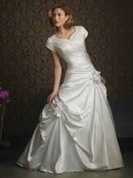 mormon wedding dresses wedding dresses modest