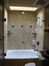 Bathroom Tub Shower Doors Bathroom Glass Enclosures Bathtub Shower Enclosure Ideas Tub On