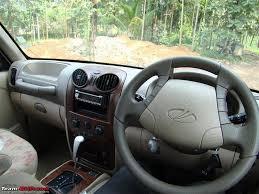 scorpio car new model 2013 mahindra scorpio 6 speed automatic available again team bhp