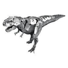 aluminum gifts t rex aluminum dinosaur kit w64029rex gifts science