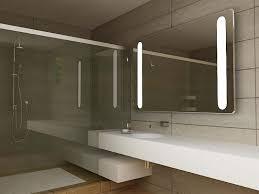 Bathroom Demister Mirror Backlit Bathroom Mirror Demister Hapilife 60 Led Illuminated