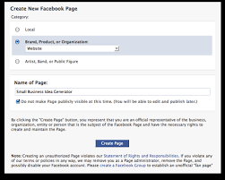 create facebook fan page 12 reasons you need a facebook fan page and 5 easy steps for