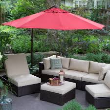 Patio Umbrella With Solar Lights by Bar Furniture 10 Foot Patio Umbrella 10 Foot Patio Umbrella