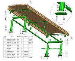 Woodworking Bench Plans Pdf by Simple Park Bench Plan