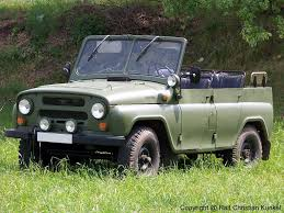 uaz hunter tuning 469