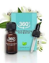 Toner Nv 360 whitening toner serum reduce spots and malasma