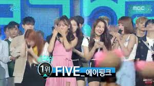 watch apink takes 6th win for