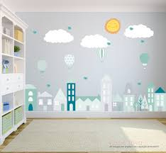 Removable Wall Decals For Baby Nursery by City Wall Decals Wall Decals Nursery Baby Wall Decal Kids