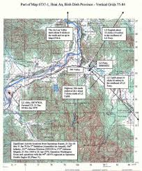 Ft Campbell Map 506th Infantry Website Vietnam Maps