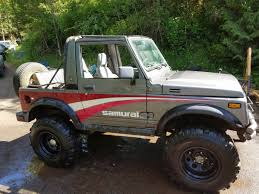 suzuki samurai truck for sale suzuki samurai with a 12a u2013 engine swap depot