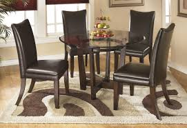 buy ashley furniture charrell round dining room table set