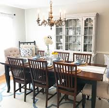 dining room makeover crisp collective
