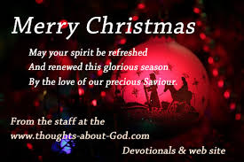 blessing thoughts about god daily devotionals