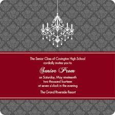 prom invitation templates invitation template