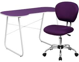 Kids Computer Desk And Chair Set by Furniture Trendy Purple Desk Chair Designs Custom Decor Awesome