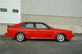 1983 audi quattro car of the week 1983 audi quattro