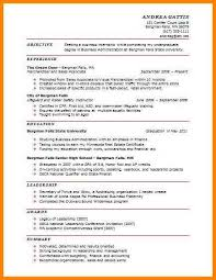 One Page Resume Template Word 1 Page Resume Template One Page Resume Template Word Resume