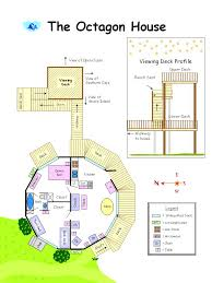 octagon home plans octagon house plans build yourself the octagon house is quite