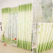mint green valances kitchen curtains walmart green valance