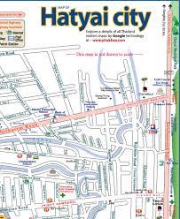 map of hat yai hat yai map 2 phil uk net hatyai index html phil uk net flickr