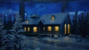 Winter House Forest House K4 Log House Aincrad Floor 22 Sword Art Online