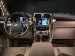lexus interior 2018 new 2018 lexus gx 460 price photos reviews safety ratings