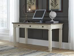 Home Office Desks For Two Bolanburg Two Tone Home Office Desk Home Office Desks