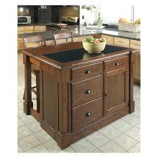 kitchen island black granite top crosley kitchen island rolling cart with solid black granite top in