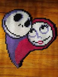 62 best perling nightmare before images on