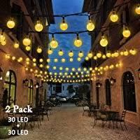 outdoor patio string lights best sellers best outdoor string lights