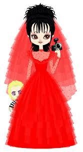 lydia beetlejuice wedding dress lydia deetz in wedding dress by marasop on deviantart