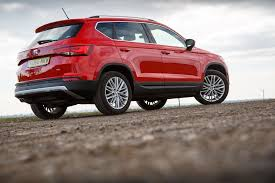seat ateca 2017 seat ateca xcellence review the ultimate new suv