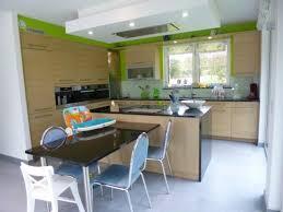 couleur mur cuisine bois couleur meuble bois couleur mur cuisine avec meuble bois with