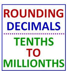 the 25 best rounding decimals worksheet ideas on pinterest