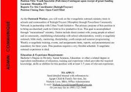 hybrid resume samples youth specialist sample resume simple youth development resume