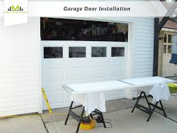 installation of garage door martys services martys services garage door u0026 gate
