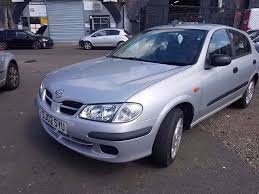 2002 nissan almera 1 5 5 door quick sale in leicester