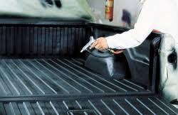 Bed Liner Spray Gun Dupli Color Truck Bed Black Coating Low Voc Formula Gallon