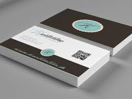 visitenkarten design erstellen visitenkarten mit qr code gestalten saxoprint