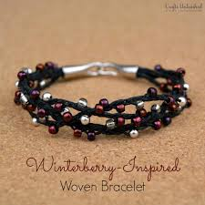 beaded braided bracelet images Diy beaded bracelets you bead crafts lovers should be making new jpg
