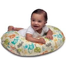 original boppy nursing pillow and positioner peaceful jungle