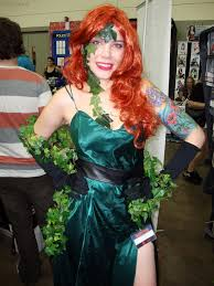 Poison Ivy Womens Halloween Costumes Poison Ivy Costume Ideas Halloween Fun Poison Ivy